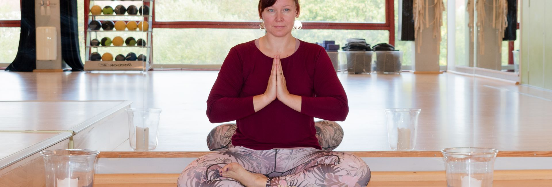Global Flow Yoga, Kristinedals Träningscenter